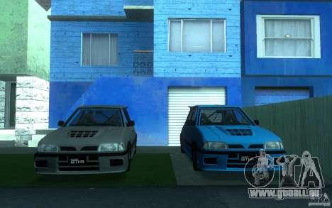 Nissan Pulsar GTI-R (RNN14) pour GTA San Andreas laissé vue