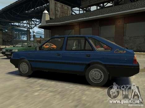 FSO Polonez Caro für GTA 4 rechte Ansicht