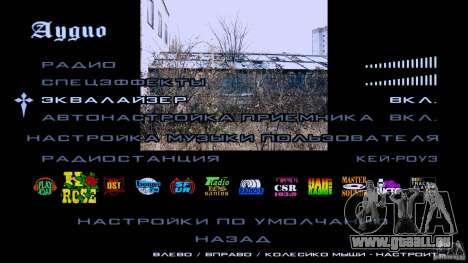 Écrans de chargement Chernobyl pour GTA San Andreas sixième écran