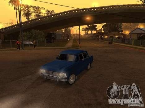 Moskvitch 412 pour GTA San Andreas