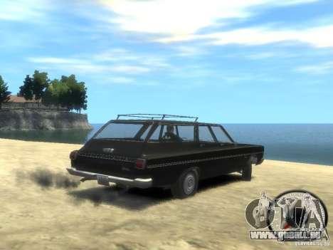 Plymouth Belvedere Wagon 1965 v1.0 für GTA 4 linke Ansicht