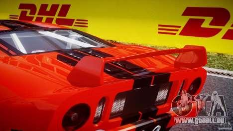 Ford GT 2006 v1.0 pour le moteur de GTA 4