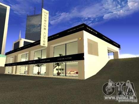 [HD] réseau de Garages MyGame Autos pour GTA San Andreas