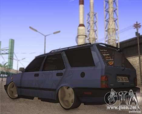 Tofas Kartal SLX pour GTA San Andreas vue de droite