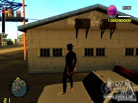 Neue Haut-Strand für GTA San Andreas dritten Screenshot