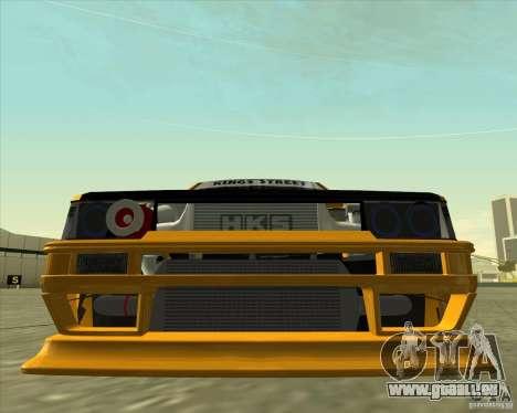 Toyota AE86 Levin für GTA San Andreas Seitenansicht