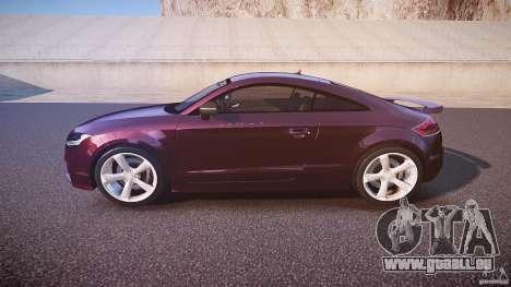 Audi TT RS v3.0 2010 pour GTA 4 est une gauche