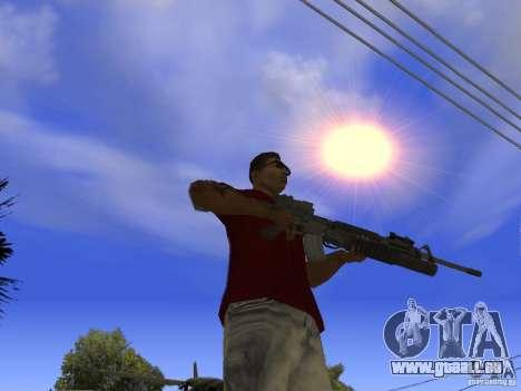 M4 Arma für GTA San Andreas