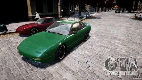 Nissan 240sx v1.0 für GTA 4 Räder