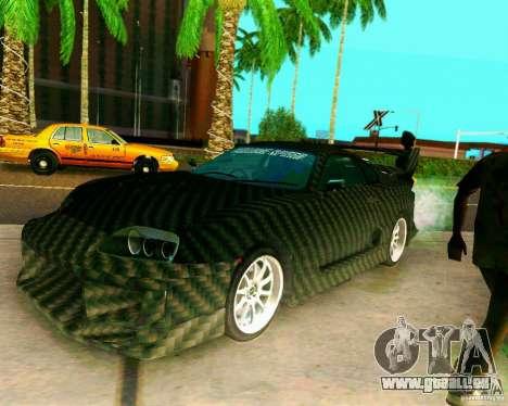Toyota Supra Carbon für GTA San Andreas