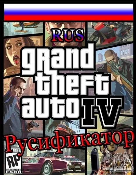 Crack v2. 0 für GTA 4
