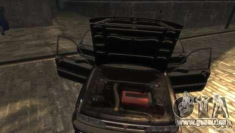 Mitsubishi Galant Stance für GTA 4 hinten links Ansicht
