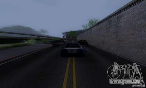ENB Reflection Bump 2 Low Settings pour GTA San Andreas sixième écran