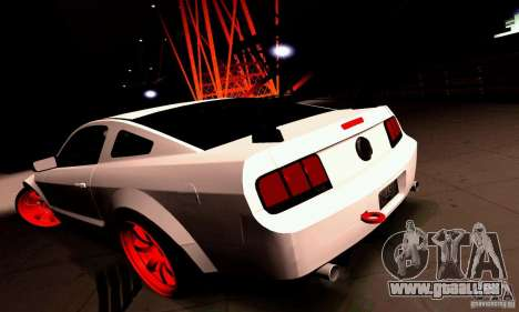 Shelby GT500 KR pour GTA San Andreas