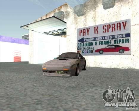 Mazda Savanna RX-7 FC3S pour GTA San Andreas