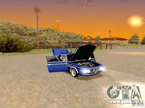 BMW 30 CSL Drift für GTA San Andreas rechten Ansicht