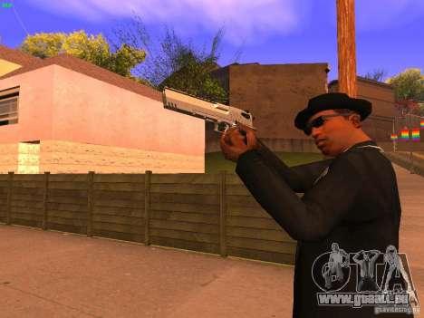 TeK Weapon Pack für GTA San Andreas fünften Screenshot
