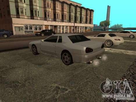 Élégie standard pour GTA San Andreas laissé vue