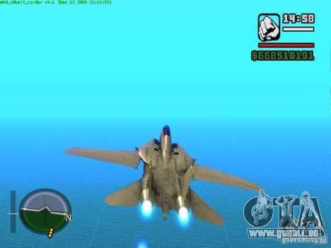F 14 A TOMCAT für GTA San Andreas