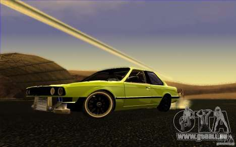 BMW E30 2.7T pour GTA San Andreas