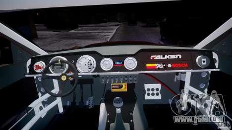 Ford Shelby GT500 2010 für GTA 4 rechte Ansicht