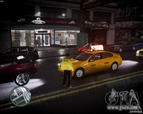Foot Locker Shop v0.1 für GTA 4 fünften Screenshot