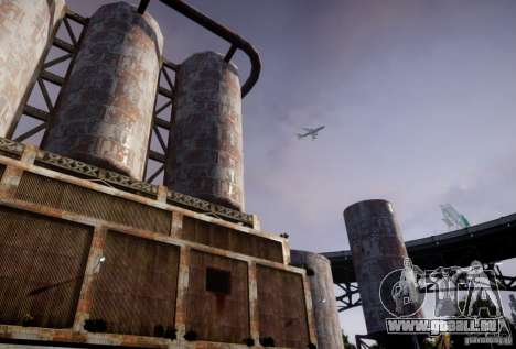 Youxiang Mixed ENB v 2.1 für GTA 4 fünften Screenshot