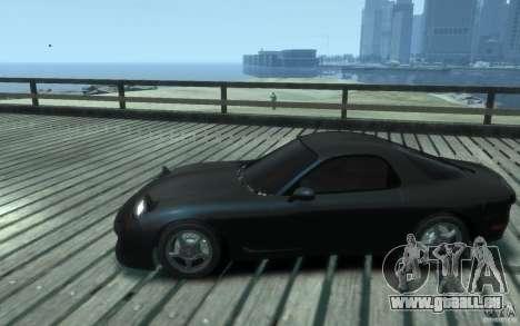 Mazda RX-7 v1 pour GTA 4 est une gauche