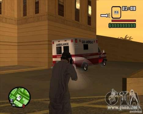 Schnickschnack für Waffen für GTA San Andreas zehnten Screenshot