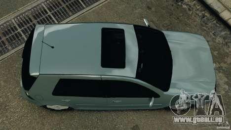 Volkswagen Golf Sportline 2011 für GTA 4 rechte Ansicht