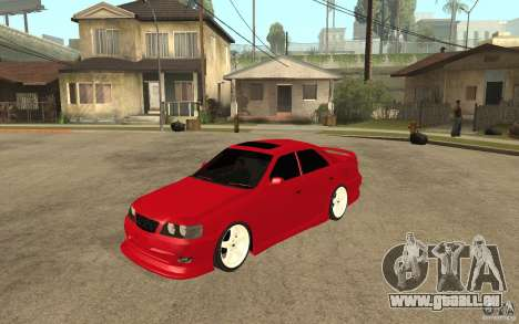 Toyota Chaser Tourer V JZX100 1999 pour GTA San Andreas