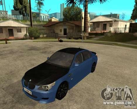 BMW M5 für GTA San Andreas