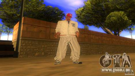 BrakeDance mod pour GTA San Andreas cinquième écran