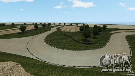 Dakota Raceway [HD] Retexture für GTA 4 neunten Screenshot