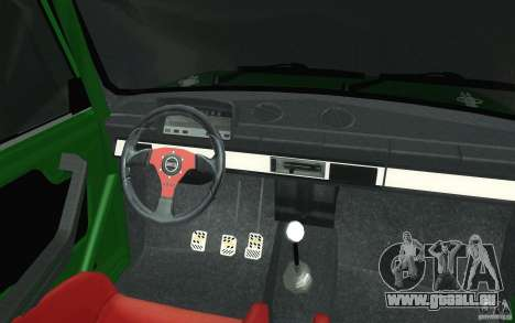 VAZ 2101 Lada Sport für GTA San Andreas obere Ansicht