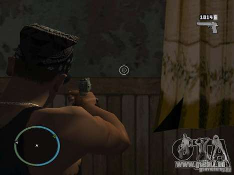 Kamera von GTA IV 1.0 für GTA San Andreas zweiten Screenshot