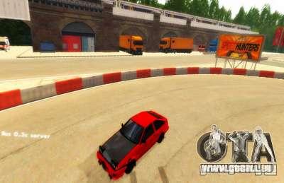 London-Drift für GTA San Andreas zweiten Screenshot