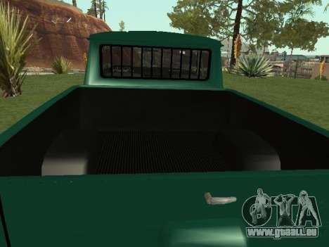 IZH 27151 PickUp pour GTA San Andreas vue de droite