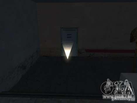 Konzert des AK-47 V 2.5 für GTA San Andreas achten Screenshot