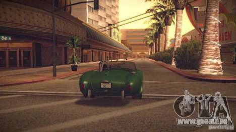 ENB v2 by Tinrion pour GTA San Andreas troisième écran