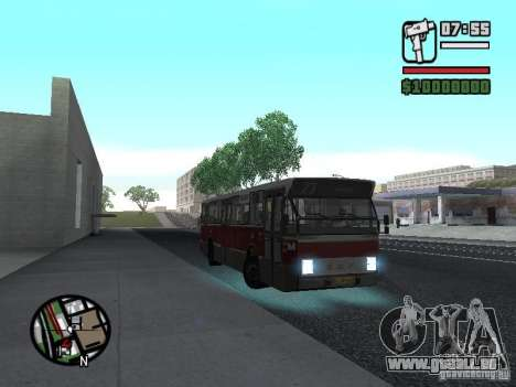 DAF CSA 1 City Bus pour GTA San Andreas