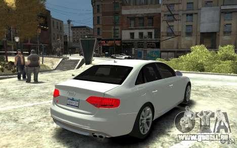 Audi S4 2010 v.1.0 pour GTA 4 est un droit