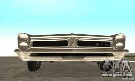 Pontiac GT-100 für GTA San Andreas linke Ansicht