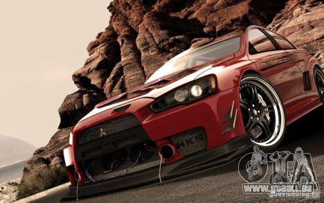 Laden-Bildschirme für GTA San Andreas