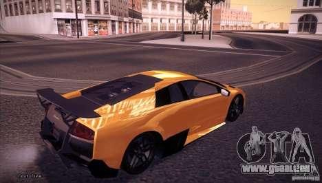Enb Series v5.0 Final für GTA San Andreas zweiten Screenshot