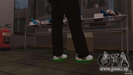 Lacoste runners für GTA 4 dritte Screenshot