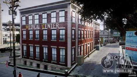 FrostENGINE ENB für GTA 4 dritte Screenshot