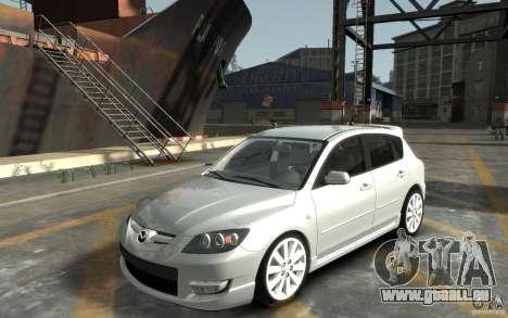 Mazda 3 pour GTA 4
