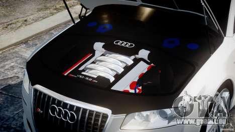 Audi S8 D3 2009 für GTA 4 rechte Ansicht