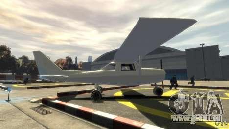 San Andreas Dodo pour GTA 4 est une gauche